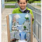 Summer Projects For Kids: Make A Diorama