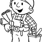 Bob The Builder Pictures To Colour And Print