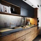 Lichtwelt! | www.delightfull.eu | Besuch für: Küchenbeleuchtung Ideen, Küche ...