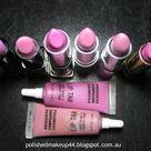 Baby Pink Lipsticks