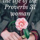 Proverbs Woman