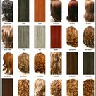 Fall In Love With Hair Color Chart | Hairstyles- Hair Ideas