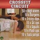 Workout Circuit