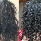 Say Goodbye to Your Dry, Frizzy Curly Hair   12 Easy Hacks & Tips