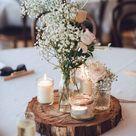 Blumendeko Hochzeit - 60 inspirierende Vorschläge - Deko & Feiern, Hochzeit - ZENIDEEN