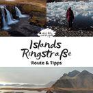 Island-Rundreise entlang der Ringstraße: Route & Tipps