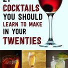 How To Make Drinks
