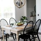 DIY Refinishing Farmhouse Dining Chairs   Facebook Marketplace Find   Easy + Affordable Home Decor
