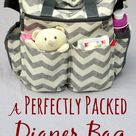 Diaper Bags For Boys