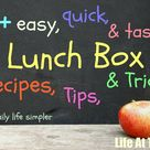 Lunch Box Recipes