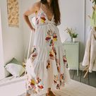 Urban Outfitters - UO Patchwork Maxi Dress