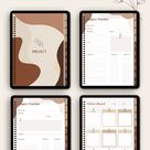 digital planner l digital planner l Boho digital planner l iPad planner l ultimate planner