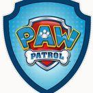 Paw Patrol Free Printable Kit.