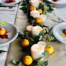 How to Style Your Holiday Table in 5 Minutes