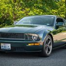 2008 Ford Mustang Bullitt (#2966, Dark Highland Green, 4.6L V8, 5-speed)