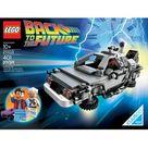 LEGO Cuusoo The DeLorean Time Machine Play Set - Walmart.com