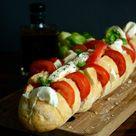 Partybrot Tomate-Mozzarella   fabelhafte-desserts.de