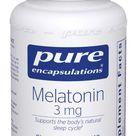 Melatonin 3 mg - 30 Capsules