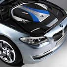 BMW 5 Series ActiveHybrid Concept 2010   Энциклопедия концептуальных автомобилей