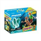 Playmobil 70287 Scooby-Doo! Scooby & Shaggy with Ghost Action Figures