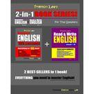 Preston Lee's English for Thai Speakers Preston Lee's 2 in 1 Book Series Beginner English 100 Lessons & Read & Write English Lesson 1   20 For Thai Speakers Paperback