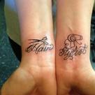 Stylist Tattoos