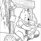 Free & Easy To Print Winnie the Pooh Coloring Pages