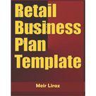 Retail Business Plan Template (Paperback)