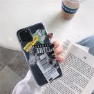Luxury Art Letter Label iPhone Case - For iphone12ProMax / 1