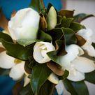 Magnolia Wedding Bouquets