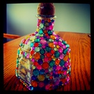 Bedazzled Bottle