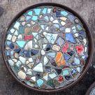 Wie du Mosaik–Trittsteine für deinen Garten selber machst   Wurzelwerk