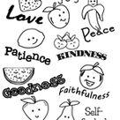 Free Fruits of the Spirit Bible Printables