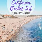 The Southern California Bucket List Challenge