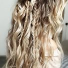 Bridal hairstyles that perfect for ceremony and reception  Cute boho braids
