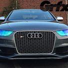 Headlight Overlays for B8.5 Audi A4/S4 2013 – 2016