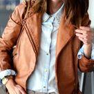 Camel Leather Jackets