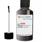 Audi A5 Cabrio Amethyst Grey Code Lz4X Touch Up Paint