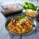 Craving Paella? Try Our Chef Made Heat and Serve Paella