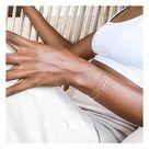 ALWAYS MOTHER'S DAY Morse Code Mantra® Bracelet - GOLD FILLED / 6\