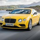 2016 Bentley Continental GT Speed / GT V8 S coupe