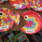 Rainbow Fish Crafts