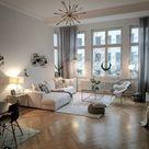 Altbau: Hohe Decken nutzen & Räume charmant gestalten!