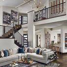 La beauté d'un intérieur si bien décoré et aménagé
