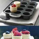 Mini Cheesecake Pan