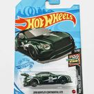 Hot Wheels 2021 HW Race Day 2018 Bentley Continental GT3 Green at JTC Collectibles