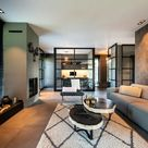 Luxe stalen binnendeuren - Hoog ■ Exclusieve woon- en tuin inspiratie.