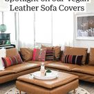 Spotlight on our Vegan Leather Sofa Covers