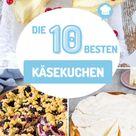 Käsekuchen: 10 cremige Variationen