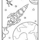 Rocketship   Worksheet   Education.com
